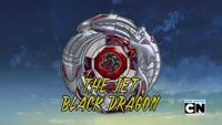 O JET BLACK DRAGON
