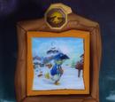 Ernie Painting
