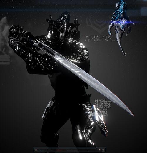 Heat sword warframe wiki wikia