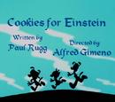 Episode 2: Yakko's World/Cookies for Einstein/Win Big