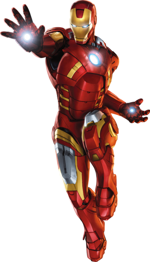 500px Ironman Png