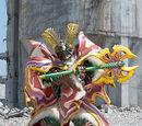Scary Power Rangers Villain:Admiral Malkor