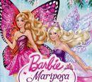Barbie: Mariposa i baśniowa księżniczka