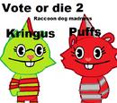 Darkshot22/Vote or die 2: raccoon dog madness