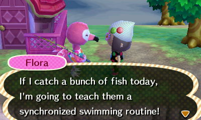 Image flora acnl animal crossing wiki for Acnl fish guide