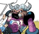 Axel the Water Buffalo