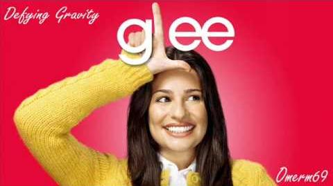 Glee Cast - Defying Gravity Lea Michelle Solo Version (HQ)