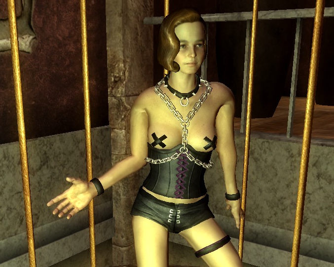 Fall out nv sexout breeders mod - 1 9