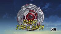 CLASH!  Żyro vs Sakyo