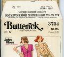 Butterick 3704 A