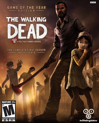 The Walking Dead Temporada 1 Telltale TWD_GOTY_Edition