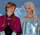 Byzantinefire/Frozen Attraction is Coming to Epcot!