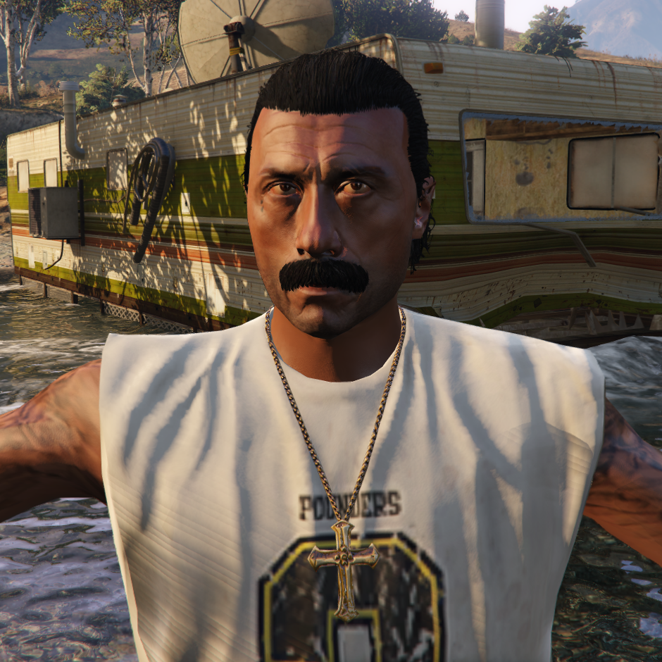 Gta 5 threaten ortega