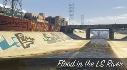 Flood in the ls river gta wiki the grand theft auto wiki gta iv