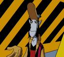 Octagon Vreedle