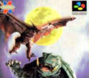 Gamera: Gyaos Destruction Strategy