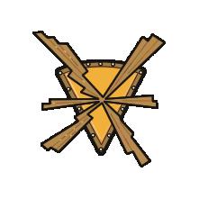 ГИМ покемонов-магнитов Voltage_Badge
