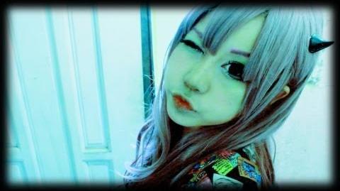 Kawaii dolly makeup ♥ by miku ♥