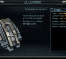 Zynthonite Armor - D4 Series