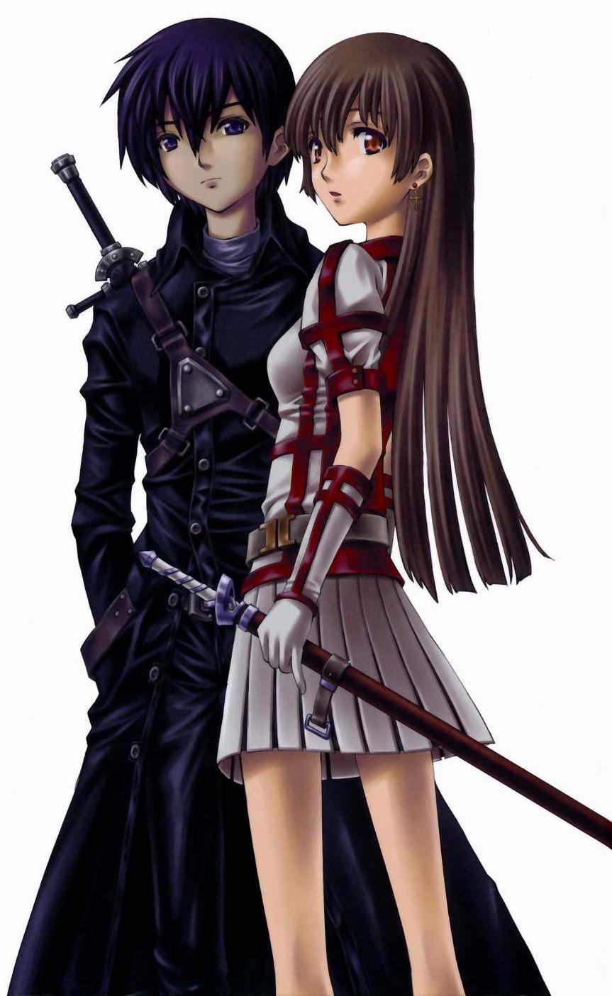 Image - Web Kirito and Asuna.png - Sword Art Online Wiki Kirito And Asuna