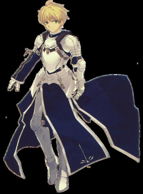 Saber Fate Prototype Type Moon Wiki Wikia