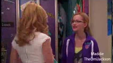 Liv and Maddie Bam, What!?
