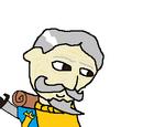 Anciano de las Espadas