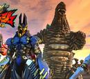 Mega Monster Rush Ultra Frontier