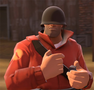 meet the team fortress wiki soldier