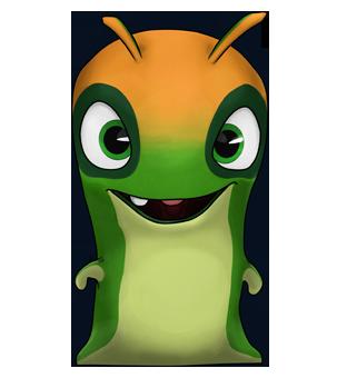 Slugterra Neotox Slug