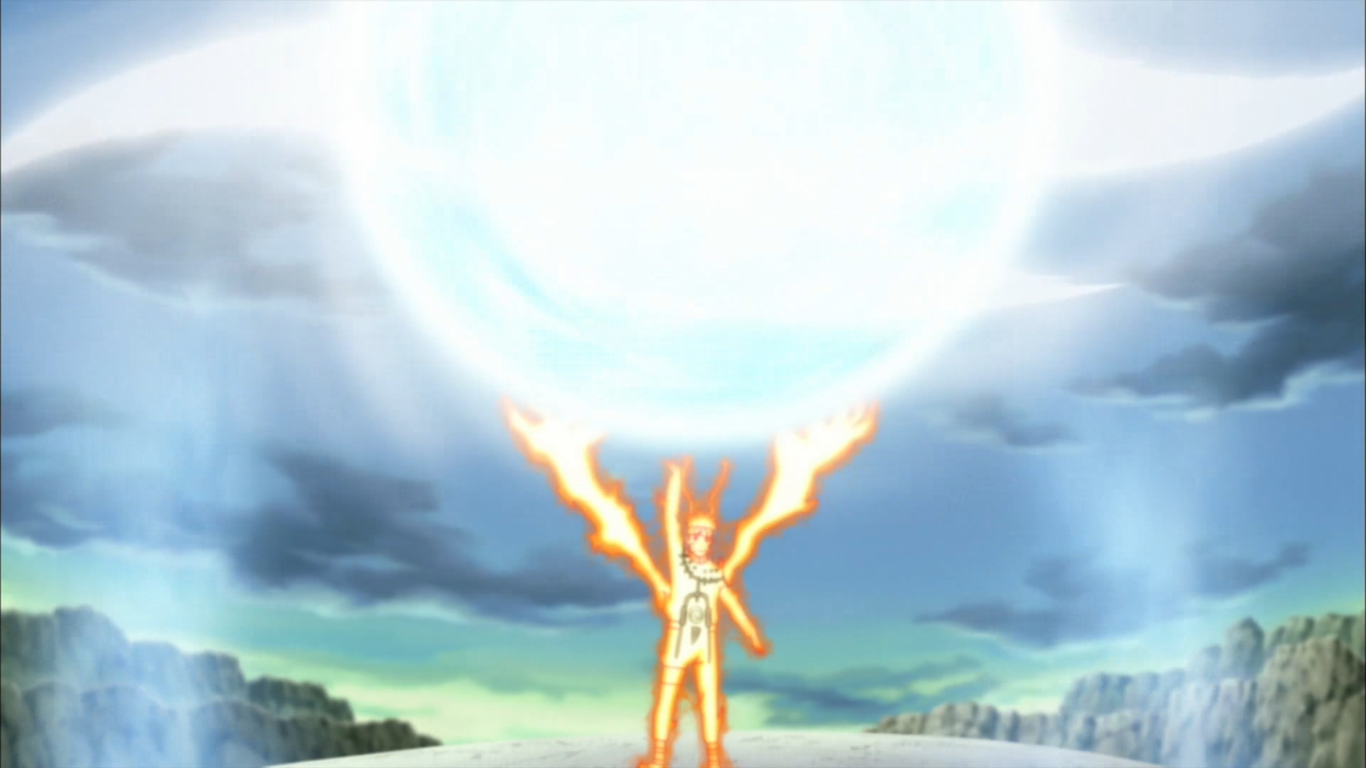[FP] Uzumaki Naruto Naruto_com_Rasengan_gigante