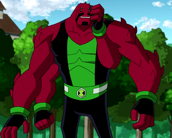 Ben 10 Ultimate Four Arms: Four Arms Calling.png