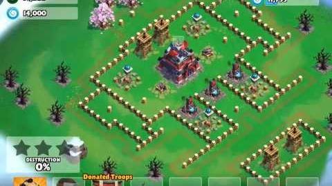 Samurai Siege Mission 16 Frozen Secret (Unlock Freeze Tower)