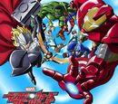 MARVEL COMICS: Marvel Disk Wars: The Avengers