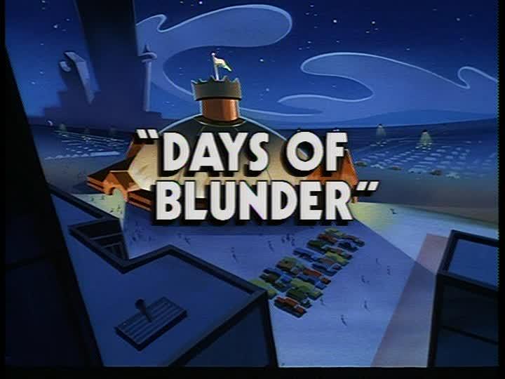 days of blunder disneywiki