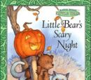 Little Bear's Scary Night