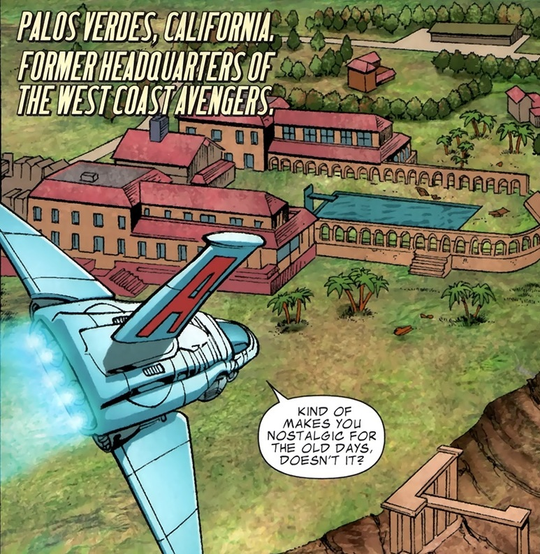 Avengers West Coast Compound - Marvel Heroic Roleplaying Wiki