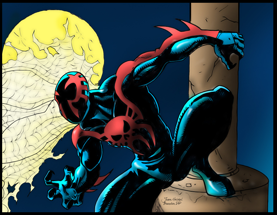 Spiderman 2099 By Balla Bdog.jpg