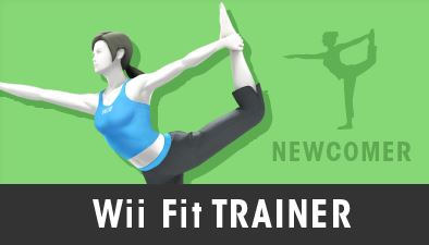 how to play wii fit trainer ssb