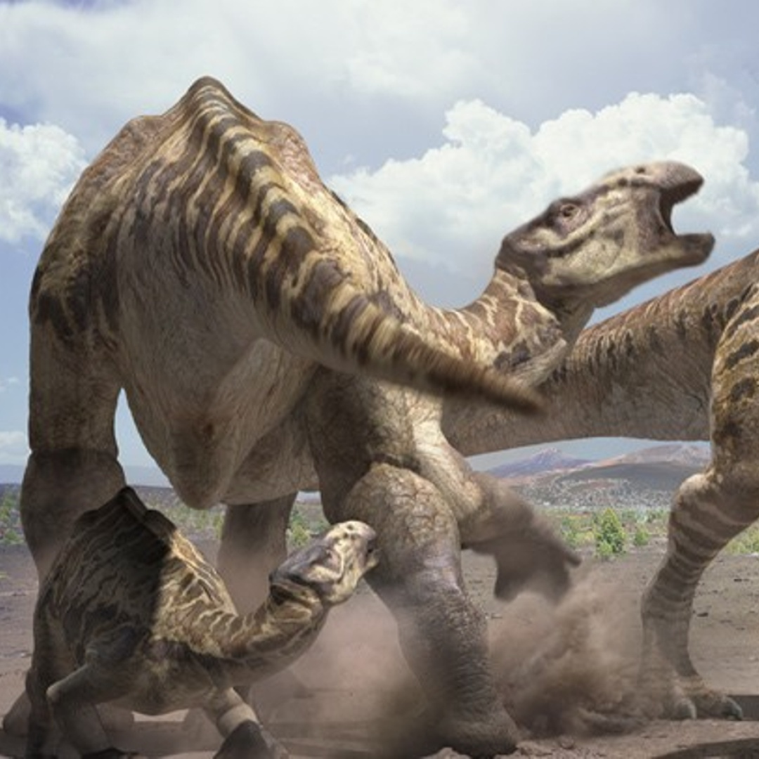 Walking With Dinosaurs Walking With Dinosaurs Edmontonia