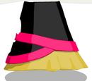 Flash Geisha Skirt