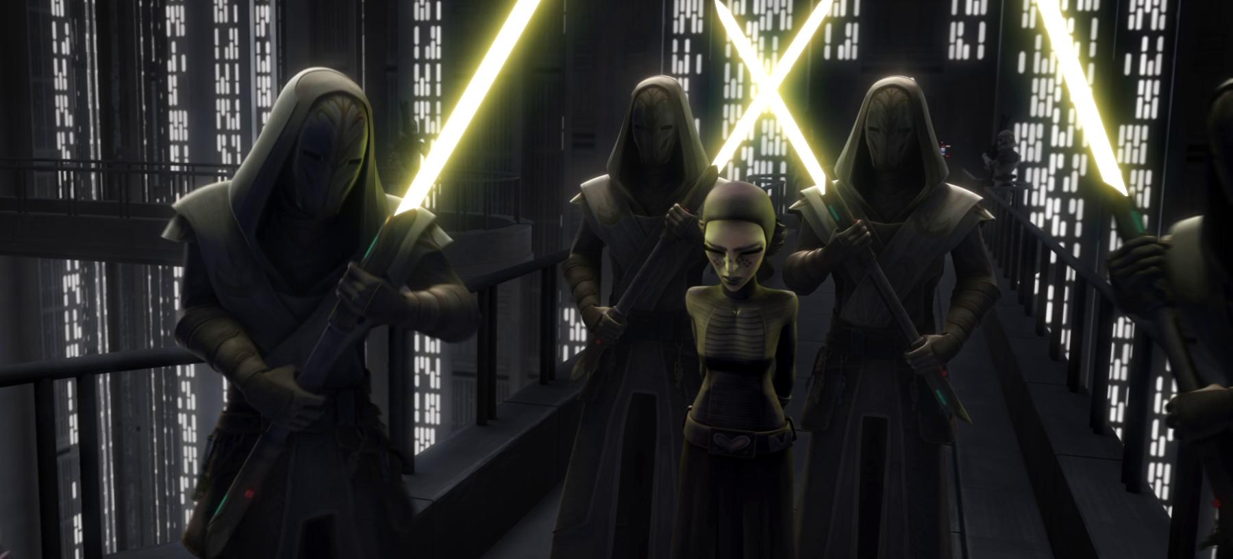 Jedi Temple Guard Wookieepedia The Star Wars Wiki