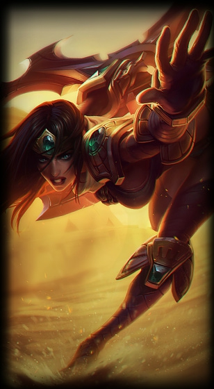 Sivir League Of Legends Wiki Wikia