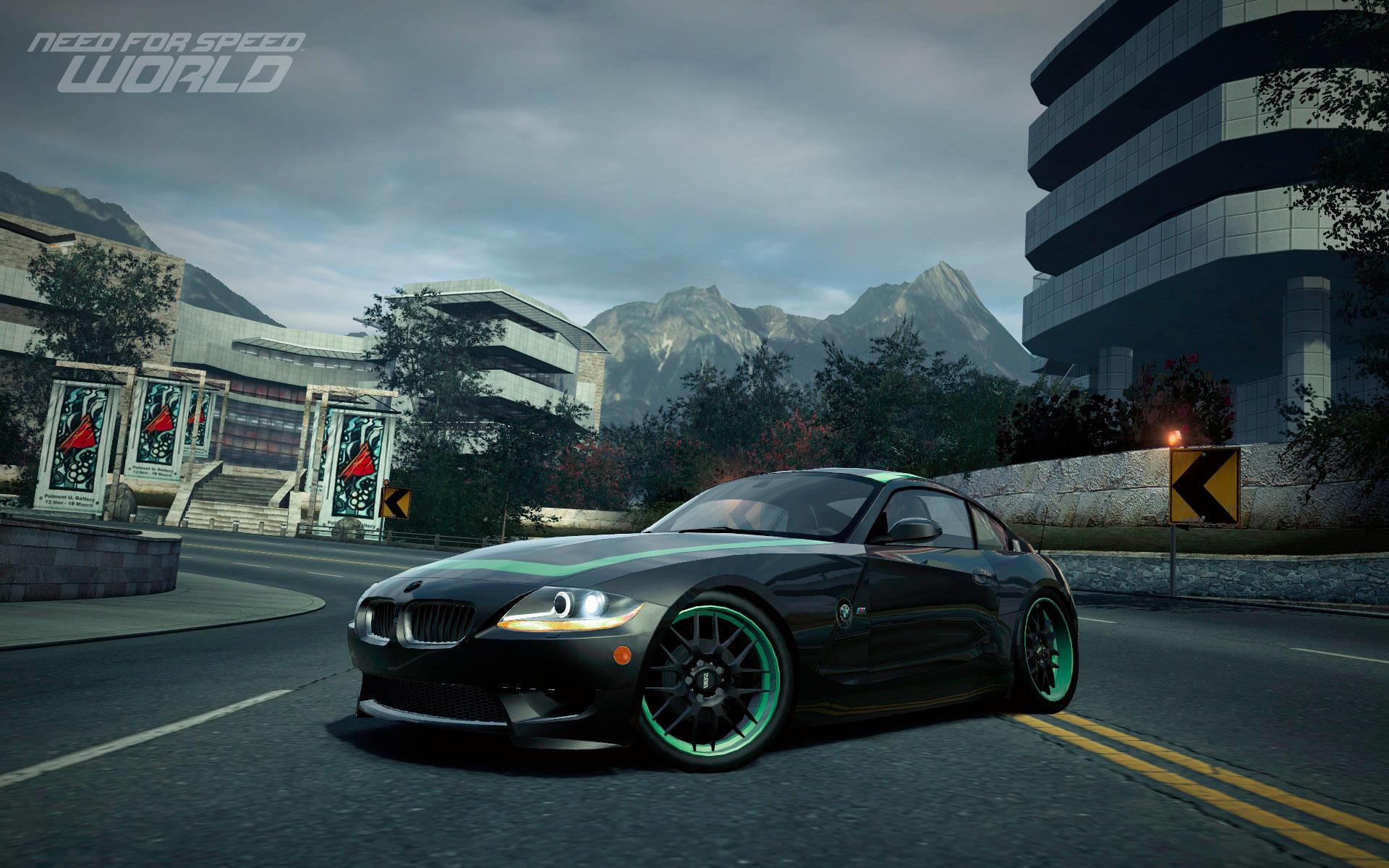 Introducing The Limited Edition Bmw Z4m Coupe Nfs World Wiki