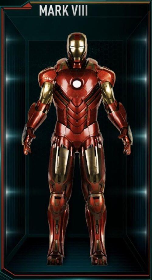 Mark Viii Iron Man Wiki Iron Man Armor Mark Viii