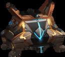 Ruby Fireproof Shield
