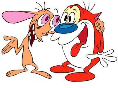 Cartoons from the 90s - Ren and Stimpy