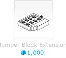 Extensión de Bloque Jumper