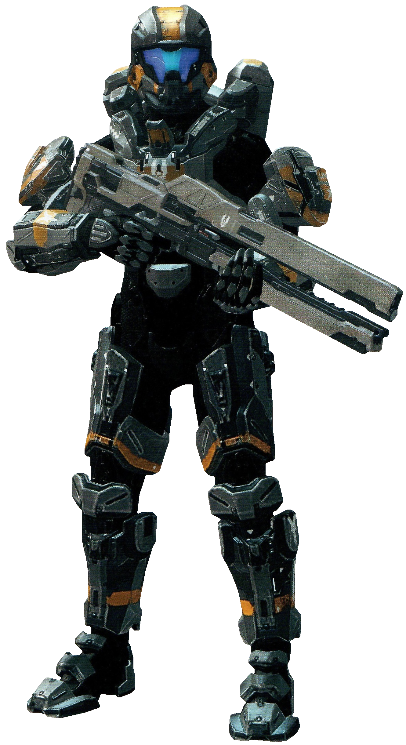 Image - H4-SpartanIVRecruit-ScanRender.png - Halo Nation ...