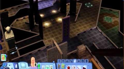 Sims 3 World Adventures Al Simhara Market Tomb